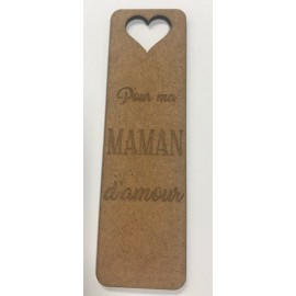 "Marque pages ""Maman d'amour"""